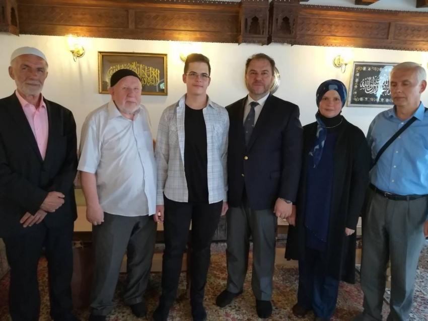 Hafiz Osman Malkić: Drago mi je da sam preuzeo emanet hifza od svoga oca