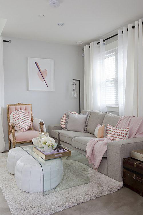 Dekor ideje: nježna ružičasta kao idealni dodatak svakom domu