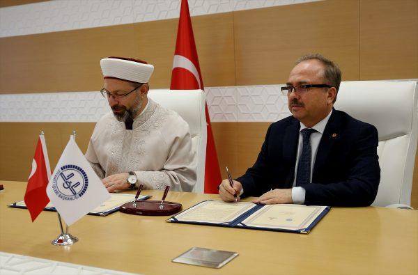 Fondacije Maarif i Diyanet potpisale protokol o saradnji