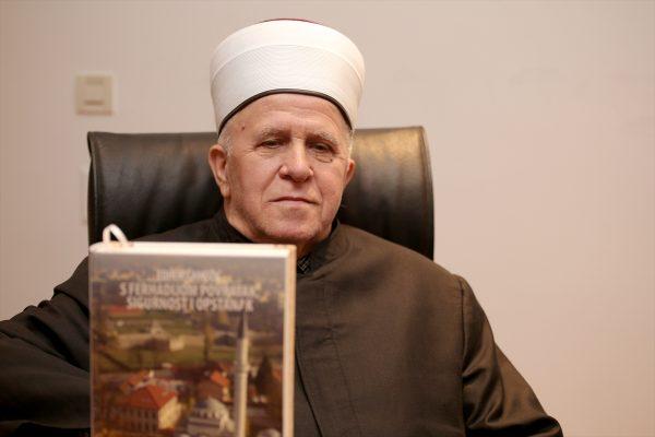 """Promovirana knjiga ef. Čamdžića """"S Ferhadijom povratak, sigurnost i opstanak"""""""