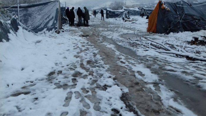 Bošnjaci iz džemata Medžlisa Bayern pomažu migrante u BiH