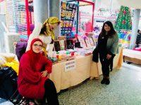 Udruženje žena MIZ Livno učestvuje na božićnom sajmu u Livnu