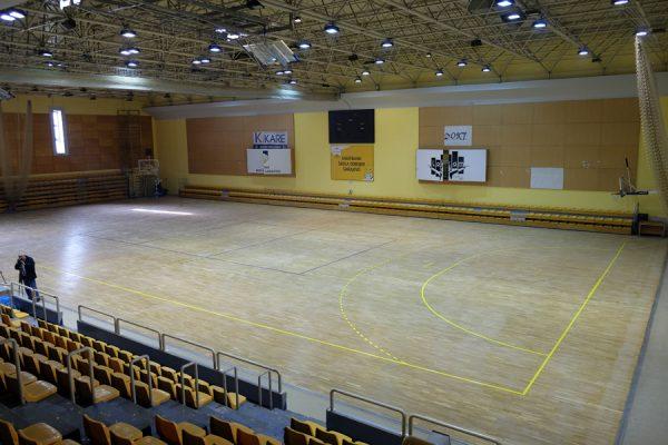"Sportska dvorana ""Ramiz Salčin"" na Mojmilu u novom ruhu"