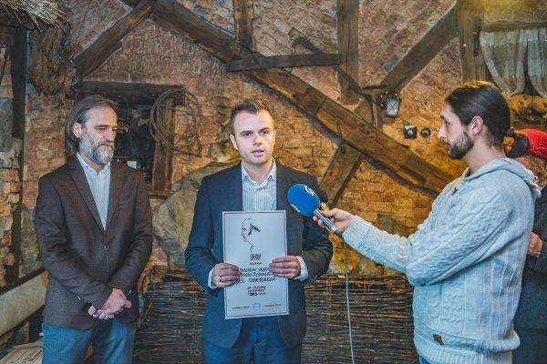 Crna Gora: Novinar Anadolije dobio nagradu za najbolju reportažu u 2018. godini