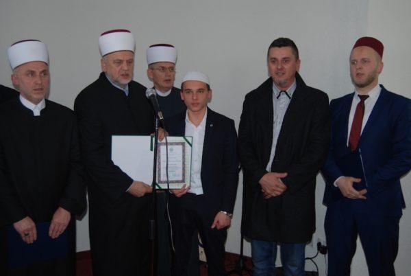 Ajdin Okić: Prvi hafiz iz Kozarca