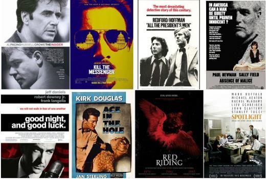 TOP 30: Filmovi o novinarima i za novinare