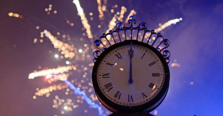 Ne donosi nam Nova godina promjene nego mi, jer nije stvar u vremenu nego u odluci