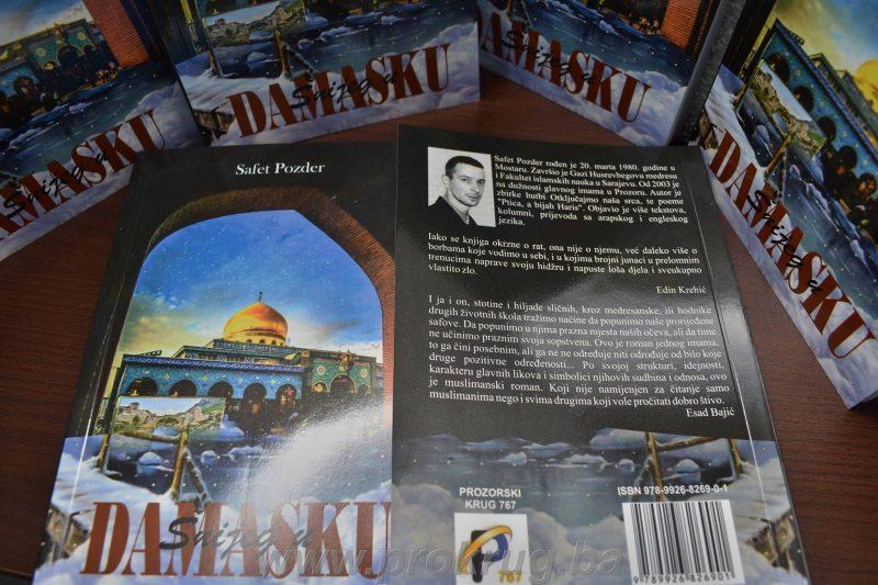 """Popunjavanje safova: Osvrt Esada Bajića na roman """"Snijeg u Damasku"""""""