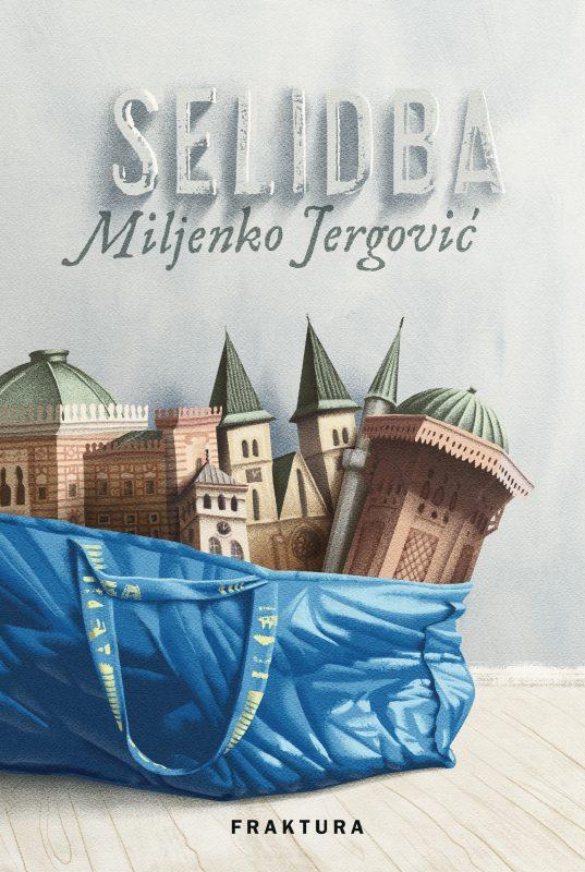 """Knjigu """"Selidba"""" Miljenka Jergovića možete kupiti u knjižarama SVJETLOSTKOMERC-a"""