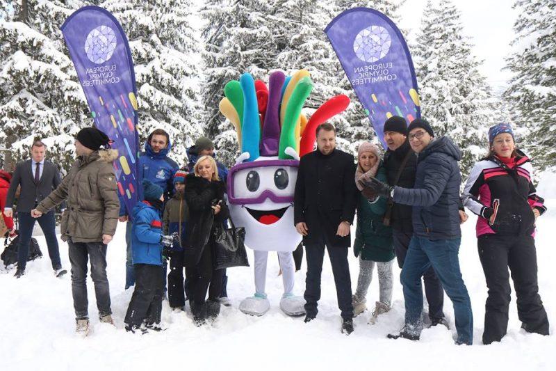 EYOF 2019: Uzbudljivi završeci takmičenja petog dana programa