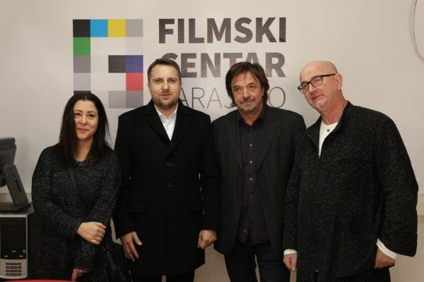 """Skaka: Podržat ćemo muzej posvećen filmu """"Valter brani Sarajevo"""""""