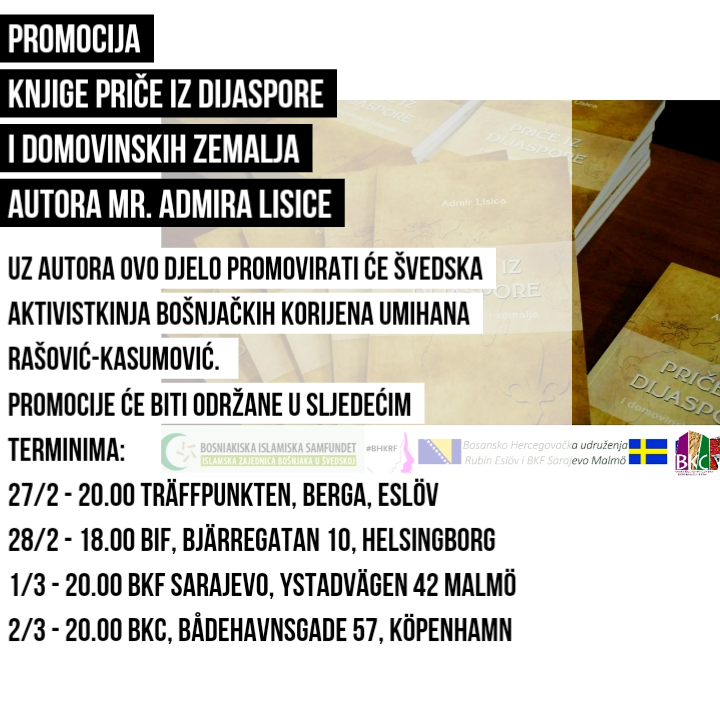 Priče iz dijaspore i domovinskih zemalja u Skandinaviji