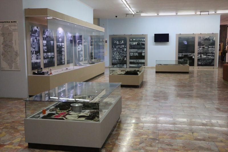 Muzej u Tirani: Dokazi o zatvorima  iz perioda vladavine diktatora Envera Hodže