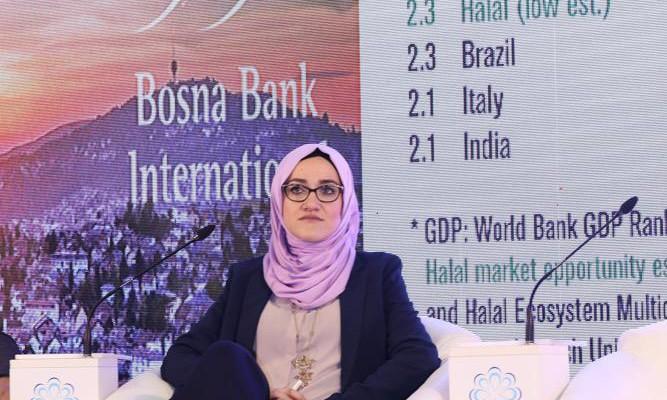 Aida Hadžić: Halal doprinosi održivom razvoju